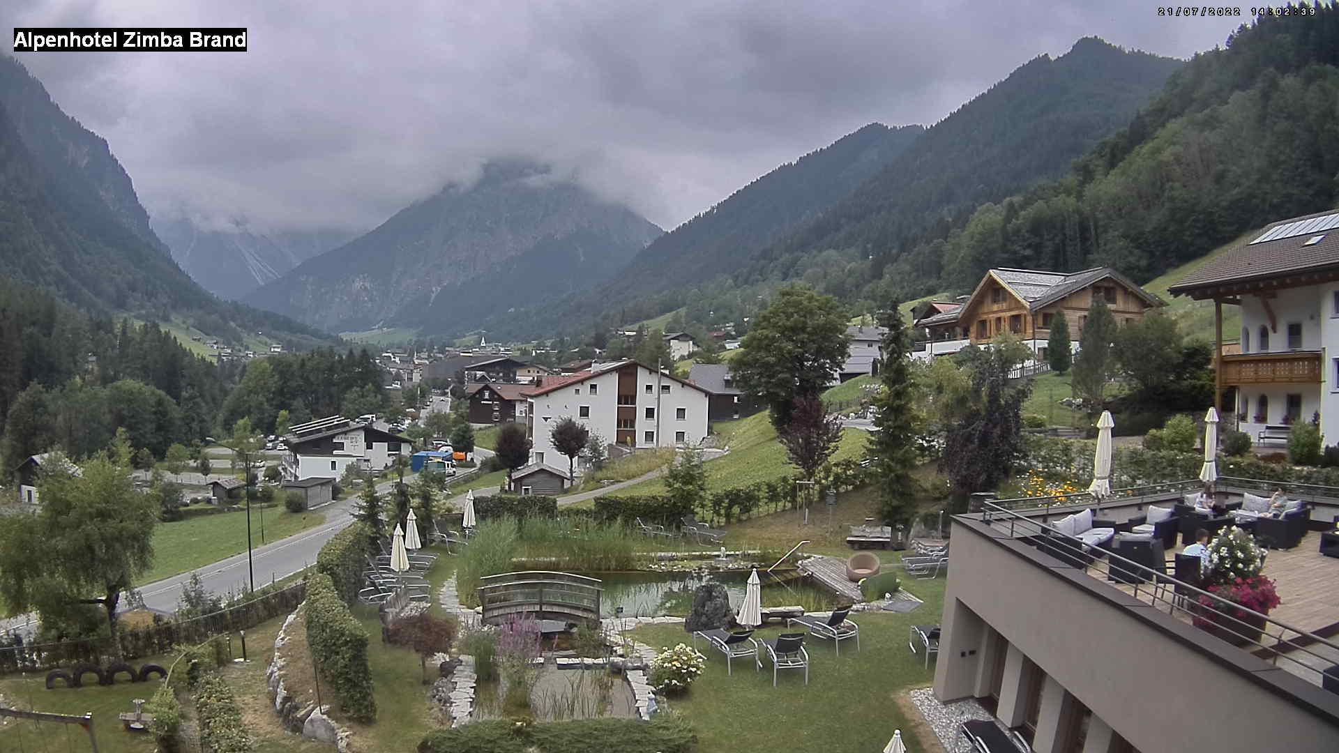 Alpenhotel Zimba Brand